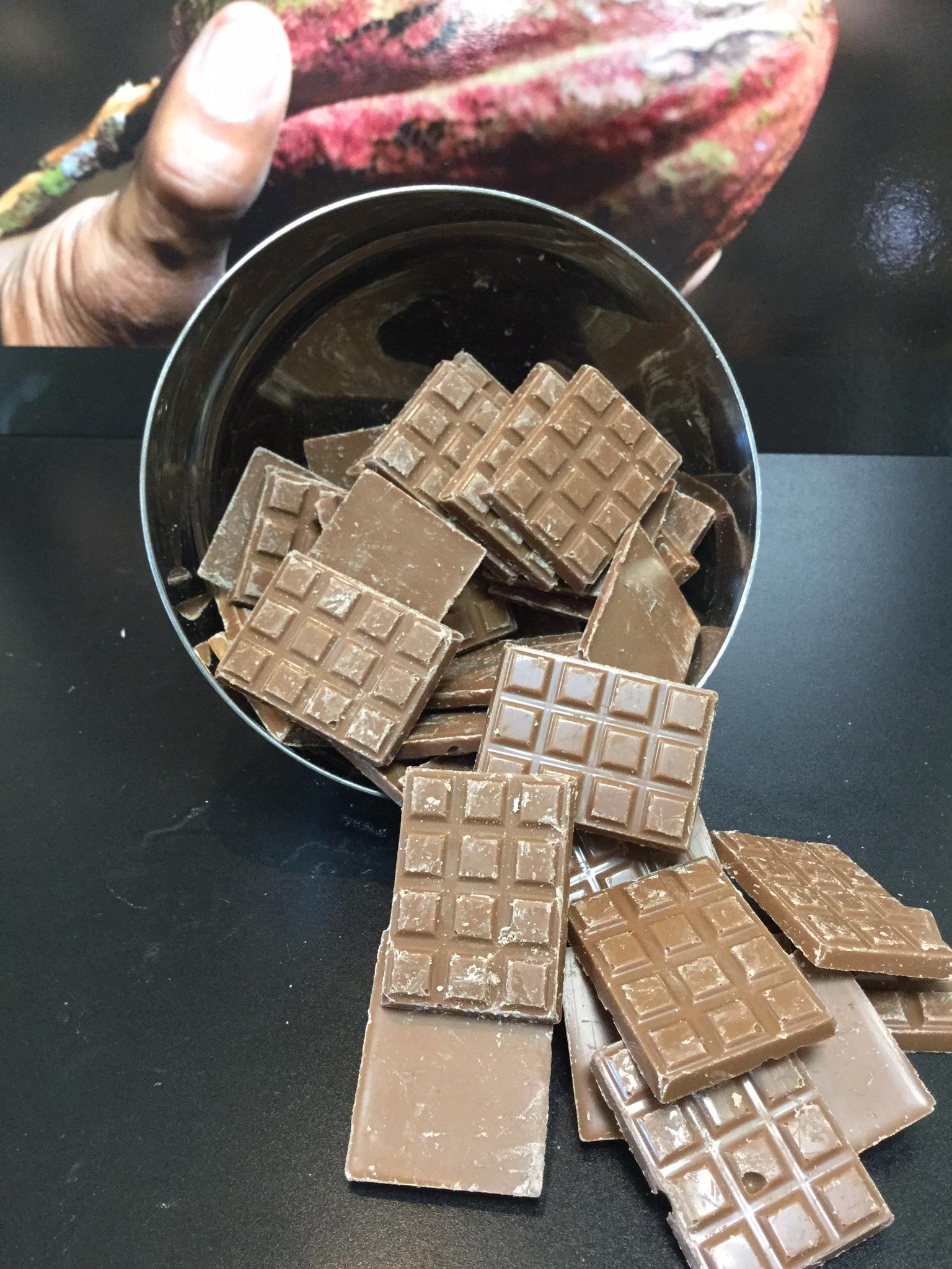Mini-tablette lait